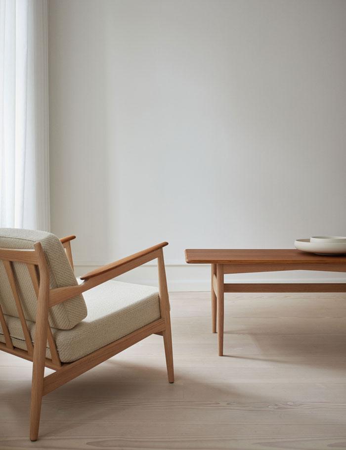 Magnus Olesen, Model 107 Lounge