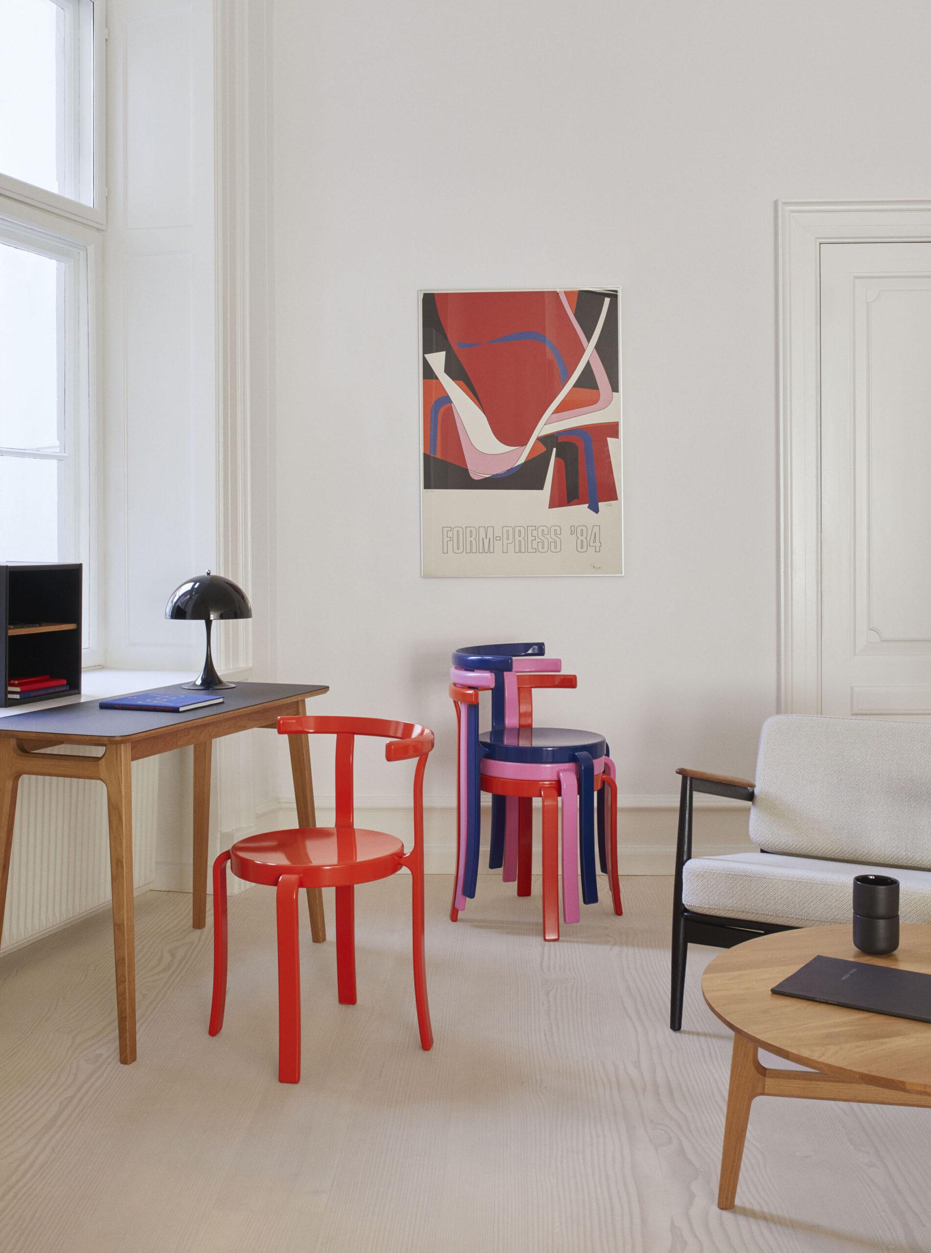 Magnus Olesen, 8000 series colours